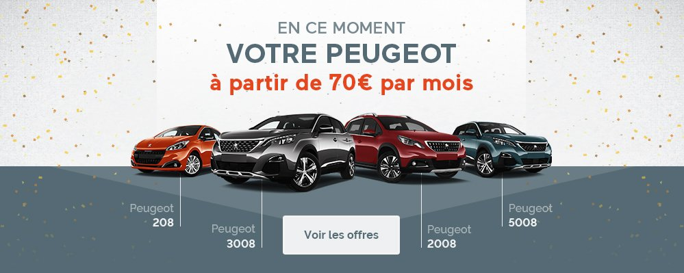 votre Peugeot en LOA