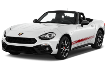 Abarth 124 spider en promotion