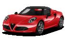 Voiture 4C Alfa Romeo
