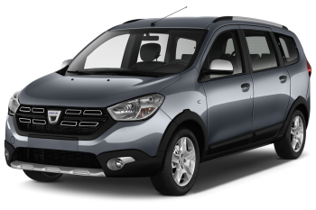 Dacia Lodgy Blue dci 115 5 places