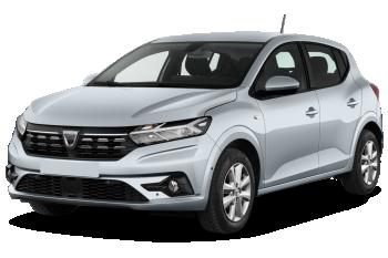 Dacia sandero en promotion