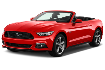 Ford Mustang convertible 2.3 ecoboost 317