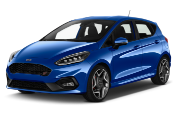 Ford fiesta st en promotion