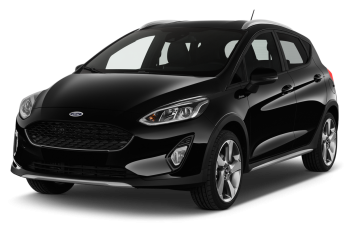 Ford fiesta active en promotion