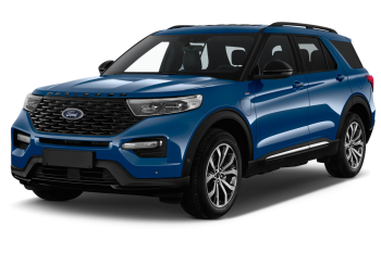 Ford explorer en promotion