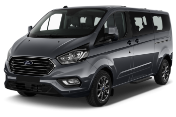 Ford tourneo custom en promotion