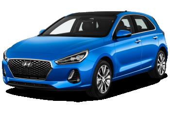 Hyundai i30 en promotion