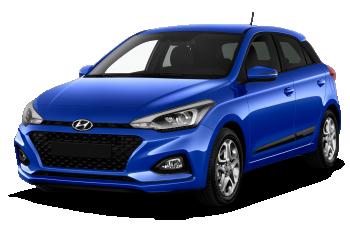 Hyundai i20 en promotion
