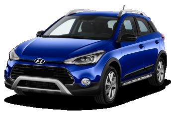 Hyundai i20 active en promotion