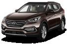 Acheter HYUNDAI SANTA FE Santa Fe 2.2 CRDi 200 4WD Creative 5p chez un mandataire auto