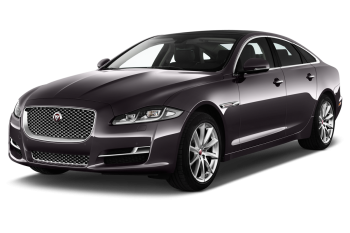 Jaguar xj en promotion