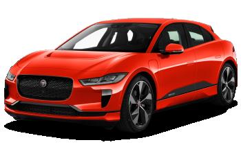 Jaguar i-pace en promotion
