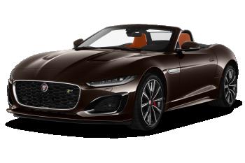 Jaguar f-type cabriolet en promotion
