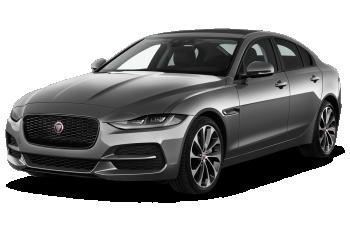 Jaguar xe en promotion