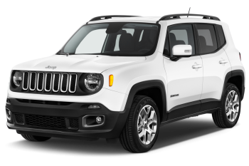 Jeep renegade en promotion