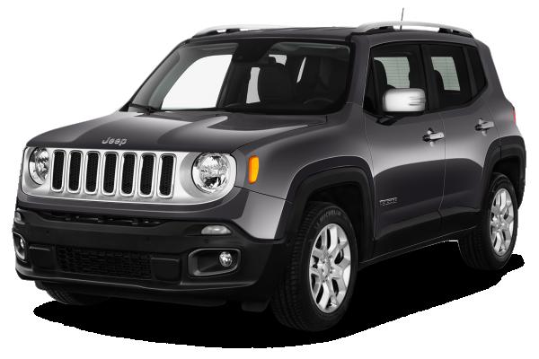 Jeep Renegade en stock neuve