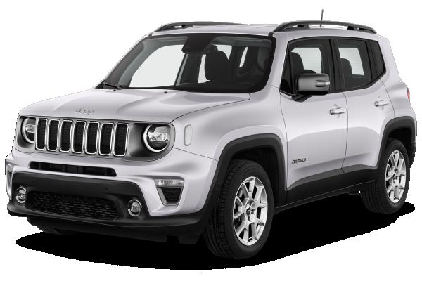 Jeep Renegade neuve