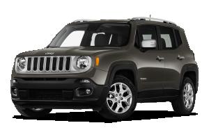 Offre de location LOA / LDD Jeep Renegade en stock