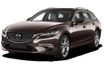 Mazda 6 wagon 2017 Mazda6 wagon 2.0l skyactiv-g 165 ch