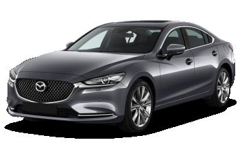 Mazda mazda6 2021 en importation