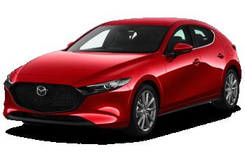 Mazda mazda3 5 portes 2021 en importation