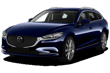 Mazda 6 wagon norme evap Mazda6 wagon evap 2.2l skyactiv-d 184 ch 4x4 bva6
