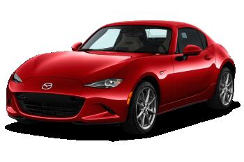 Mazda mx-5 rf 2021 en promotion