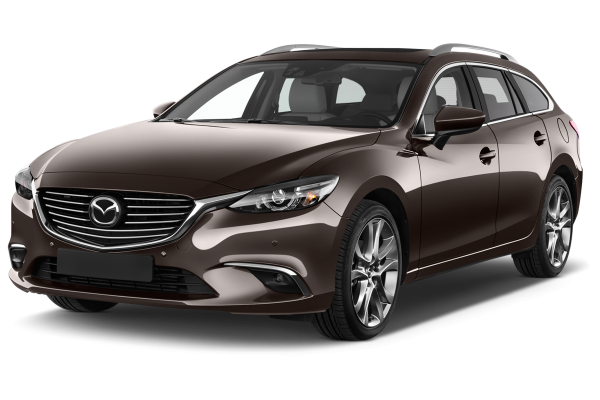 Mazda Mazda6 Wagon 2017