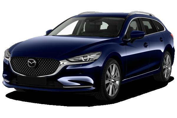 Mazda 6 wagon norme evap neuve