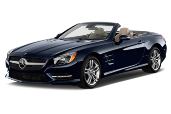 photo Mercedes SL Roadster