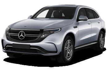Mercedes Eqc 400 4matic 408 ch