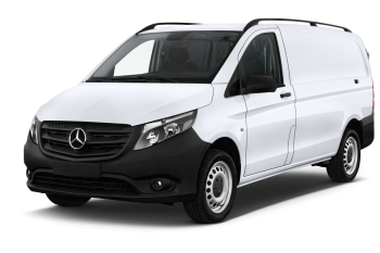 Mercedes Vito fourgon Eextra long fwd