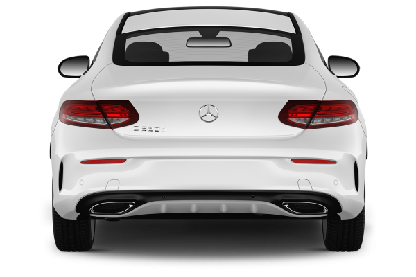 Configurer Mercedes Coupe C
