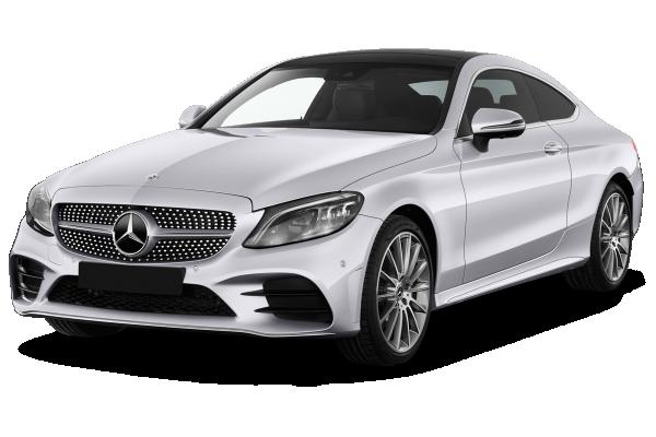 Mercedes Classe c coupe neuve