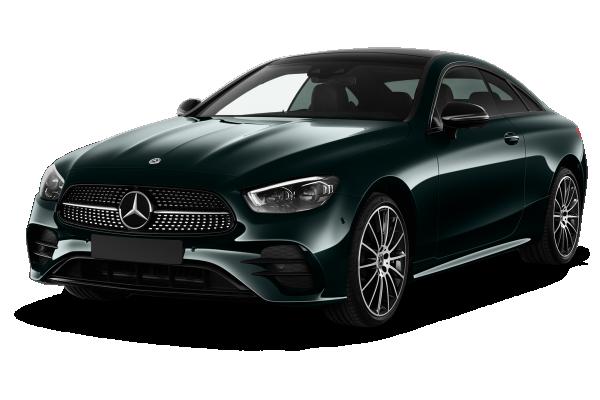 Mercedes Classe e coupe neuve