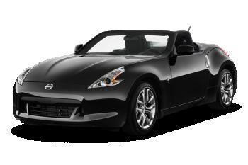 Nissan 370z roadster en promotion