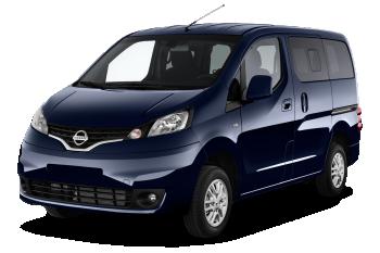Nissan Nv200 combi 1.5 dci 110