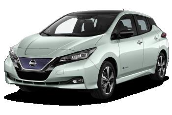 Nissan leaf 2021 en promotion