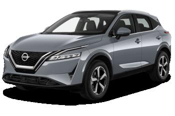 Nissan qashqai nouveau en importation