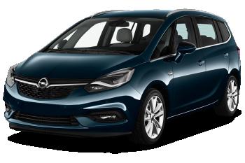 Opel Zafira 1.4 turbo 140 ch bva6