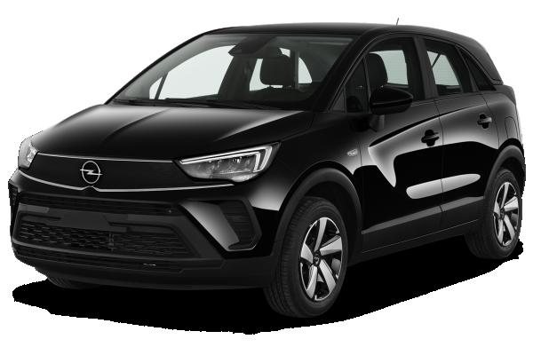 21 offres de mandataires sur la Opel Crossland neuve