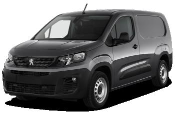 Peugeot Partner fourgon Long 950 kg bluehdi 100 s&s bvm5