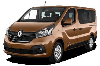 Renault Trafic combi L1 dci 125 energy