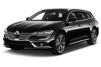 Renault Talisman estate Blue dci 150