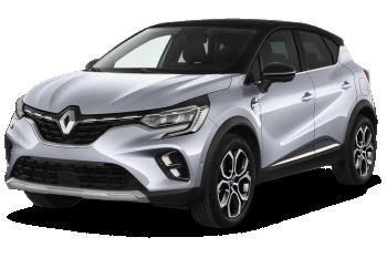 Renault captur nouveau en importation