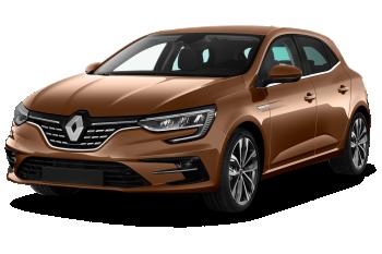 Renault megane iv berline en importation