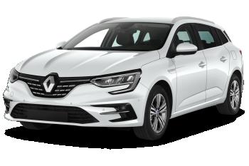 Renault megane iv estate en importation