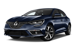 Renault Megane iv berline Mégane iv berline blue dci 115 edc
