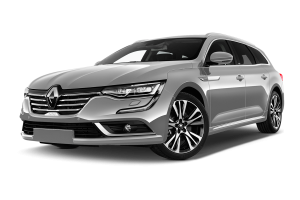 Renault Talisman estate Blue dci 200 edc