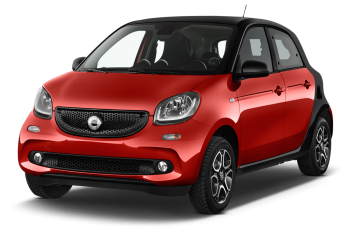 Smart forfour en promotion